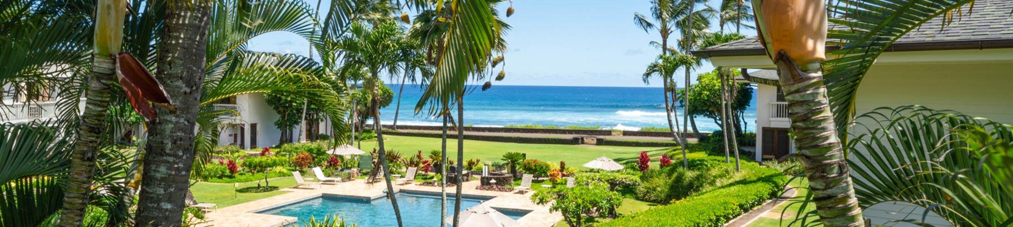 Poipu Kapili 22 vacation rental ocean view